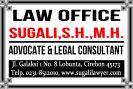 Kantor Hukum di Wilayah Kota Cirebon, Sumber, Indramayu, Majalengka, Kuningan, Brebes, Tegal